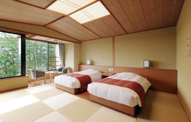 ベッド 和室